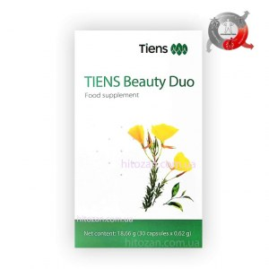 TIENS BEAUTY DUO (Бьюти Дуо Тяньши)