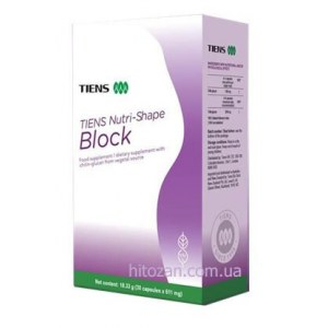 Nutri-Shape BLOCK